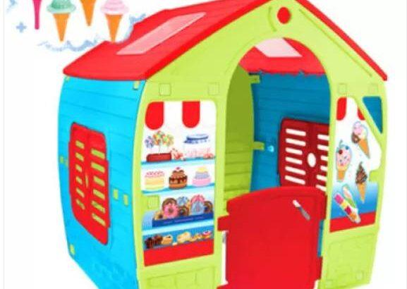 Къщички за детска игра